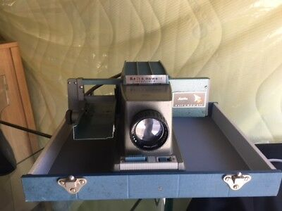 Vintage Used BELL & HOWELL Headliner Slide Projector