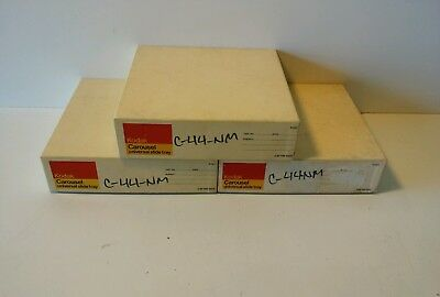 lot of 3 Kodak Carousel Universal Slide Tray