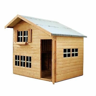 Mercia 8ft x 6ft Double Storey Playhouse. From the Official Argos Shop on ebay