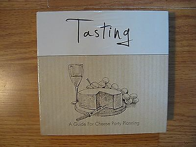 Cheese Party Planning Guide Kit Lot of 14
