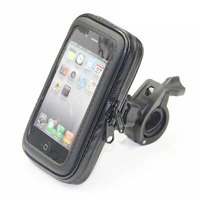 """1 Pc 5"""" Waterproof Bicycles/motorcycle Case & Mounts for Garmin Nuvi TomTom GPS"""