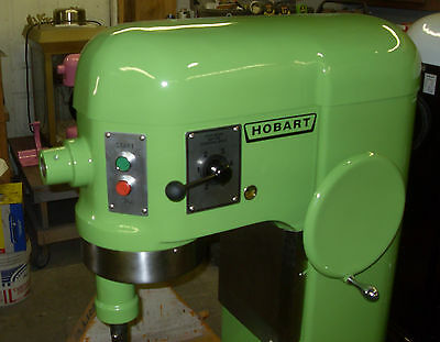 Hobart 60 qt Mixer H600 New Bowl  doughhook  & 220 volt Single phase