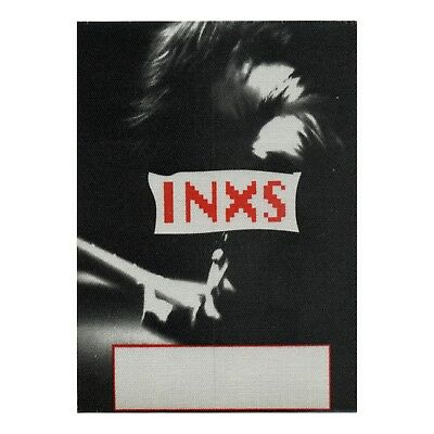 INXS authentic Guest 1992-1993 tour Backstage Pass