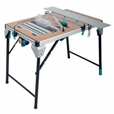Wolfcraft Precision Table Saw Multipurpose Folding Bench Master Cut 2000 6900000