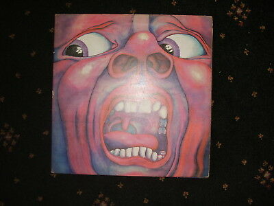 king crimson.an alternative.in the court of king crimson.no post,pick up only.