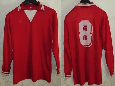 Rare Maglia Jersey Shirt Football Erima Germany Usa Japan Vintage Retro Sz.m