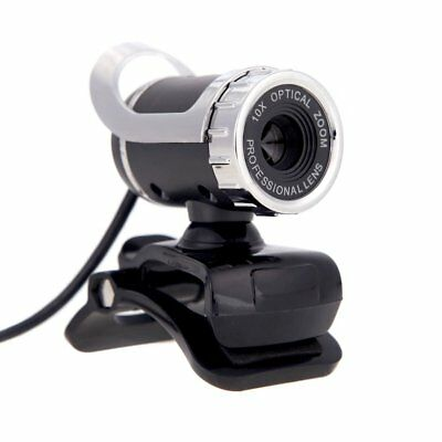 12 Megapixel USB 2.0 HD Camera Web Cam 360 Degree with MIC Clip PK Z8R9