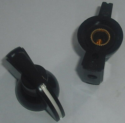 Chickenhead chicken head pointer black amplifier control knob beak bill Laney
