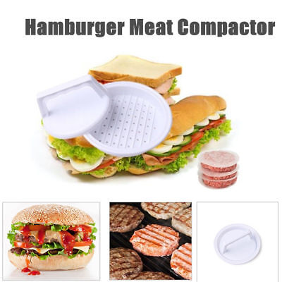 Hamburger Press  Heavy Duty Non-Stick Veggie Burger Patty Maker BBQ Mold Press