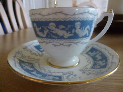 Coalport 'revelry' Cup & Saucer (5 Available)