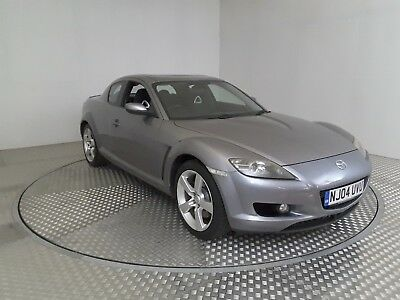 2004 Mazda Rx-8 192 Ps Grey 1.3 Petrol 5 Speed Manual Coupe