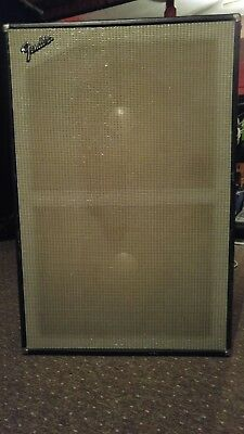 "Fender Dual Showman Rev. D130 2x15"" JBL D130F Speaker"