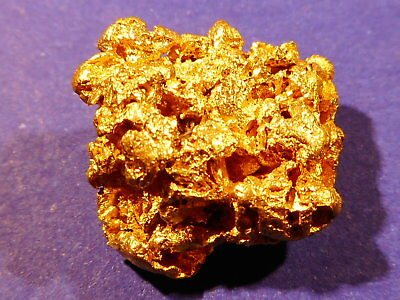 Brilliant Australian Gold Nugget  ( 9.17 grams) with Discount Offer.