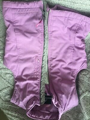 Mountain Horse Childs Lilac Gilet Size 150