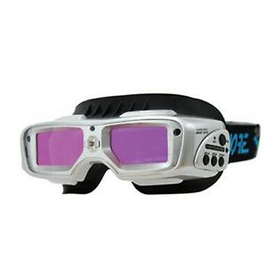 Servore Arc-513 Auto Shade Welding Goggles with Protective Face Shield Arc 513
