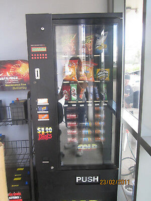 Rps Combo Vending Machine