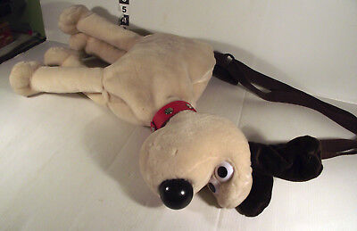 "18"" Gromit Dog  Shoulder Bag -  Wallace And Gromit -  Soft Body"