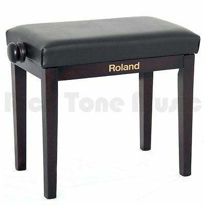 Roland RPS-10 Rise &Fall Piano Stool - Black