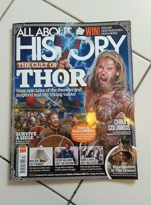 All About History magazine issue 57 (October 2017)