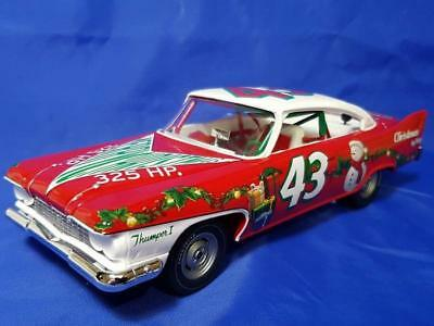 1960 (Richard Petty Christmas) Plymouth Fury 1:24th NASCAR