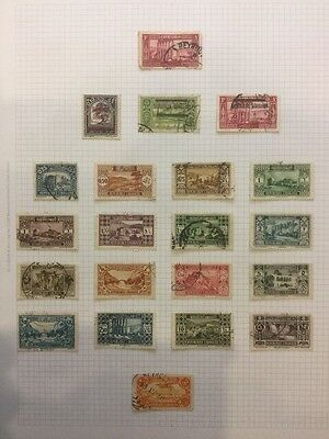 Lebanon Stamp Collection