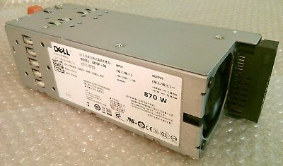 870w DELL 07NVX8 7NVX8 PSU power supply for r710 server