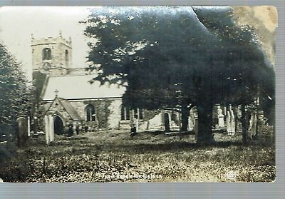 Mickleover Church 1914 Rp