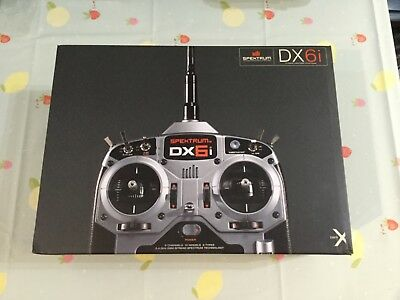 SPEKTRUM DX6i 6 CHANNEL DIGITAL RADIO