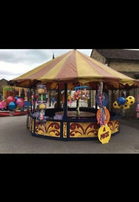 Fairground Stall/Funfair/Showmans