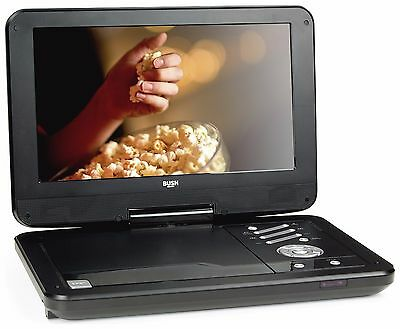 12 Inch Portable Widescreen DVD Player with Swivel Screen - CDVD123SW