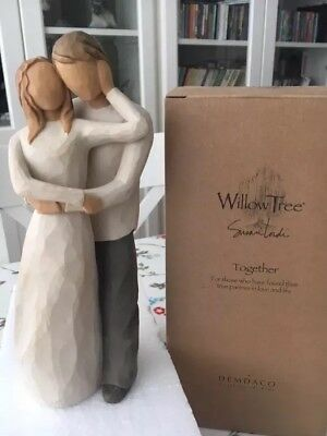 Willow Tree Figure. Together. New In Box.