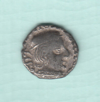 India 2000 Years Old Extremely RARE Western Kshatrapas Silver Ancient Coin 83