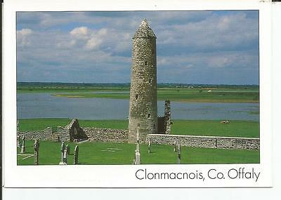 Postcard From County Offaly, Ireland, Clonmacnois,