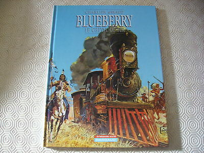 Blueberry Le Cheval De Fer Tome 7  Editions Dargaud