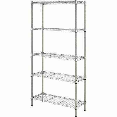 Lorell Light-Duty Wire Shelving (llr-70062) (llr70062)