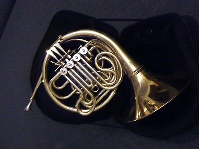 French Horn Full Double Bb/F
