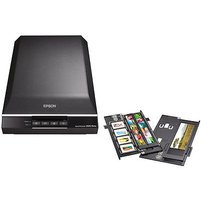 Epson Perfection V600 Photo A4 Scanner - Complete with Software & Warranty