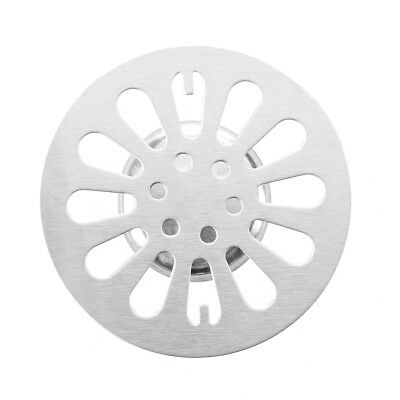 Stainless Steel Round Floor Drain Strainer Cover for Bathroom PF J7O8