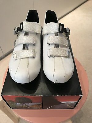 Ladies Professional Cycling Shoes Handmade In Italy Uk 6
