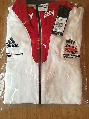 Great Britain Cycling Team tracksuit Top