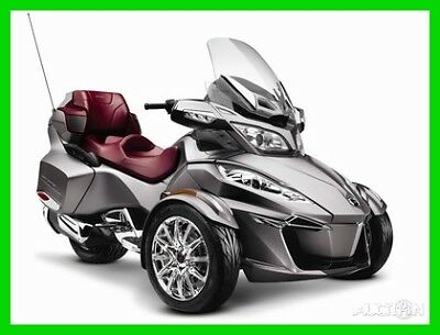 Can-Am Spyder  2014 Can-Am Spyder RT Limited SE6 Used