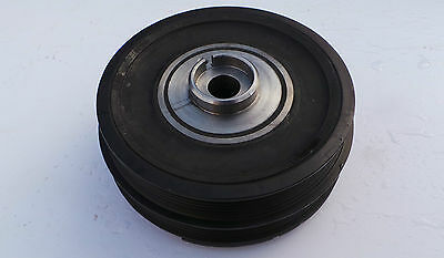 FOR ROVER 75 MGZT FREELANDER 2.0 CDTi TD4 CRANK SHAFT VIBRATION PULLEY