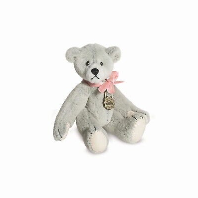 Teddy Hermann fully jointed collectable miniature teddy bear in gift box 15732 8