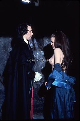 Universal Hammer Horror Collinson Twins Of Evil Candid Photo #36