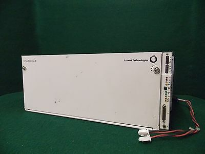 Lucent DDM-2000 OC-3 Shelf Assembly ED8C724-30, G4 / Heci: SNM4CA0CRA %