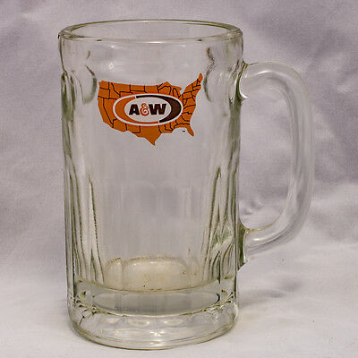 Old Vintage Original A&W Root Beer Mug