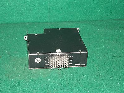 Telect ELF-1008-1100 8-Term DSX-1 Cross-Connect Module ^