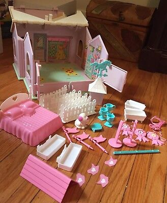 *Best Offer* Complete Rare G1 My Little Pony Sears Exclusive Megan's Place