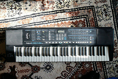 Roland E-35 Intelligent Synthesizer Keyboard Midi Synth E35