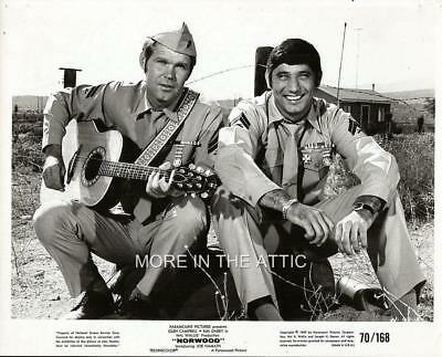 Glen Campbell Is On His Way To Norwood Lot Of 6 Orig Film Stills